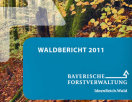 Waldbericht 2011 - Cover
